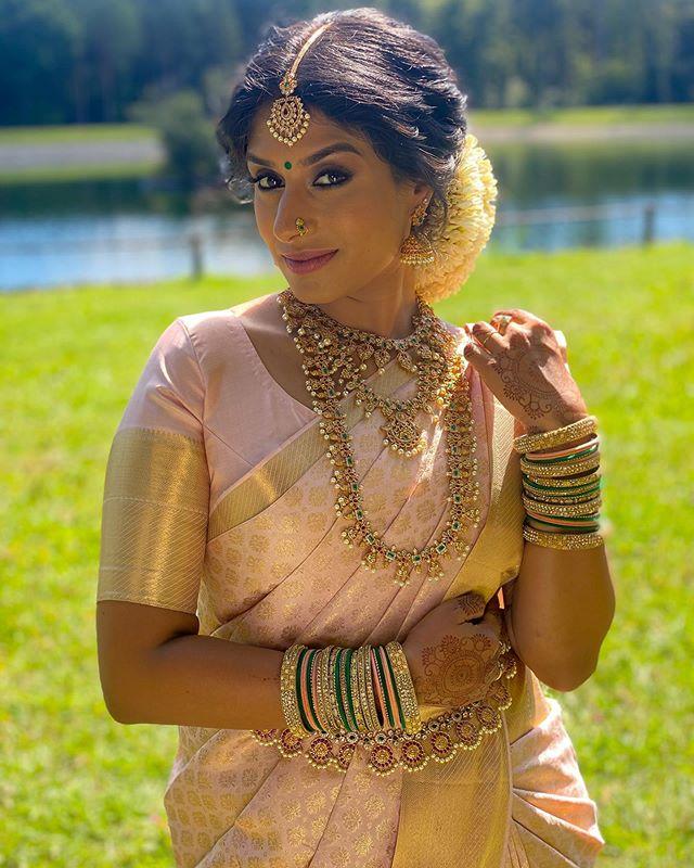 Thivamua Bride Sahana