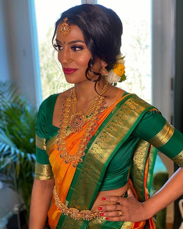 Thivamua Bride Sinthu